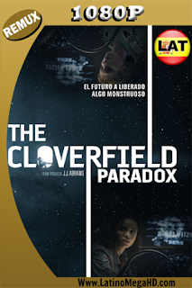 The Cloverfield Paradox (2018) Latino HD BDREMUX 1080p - 2018