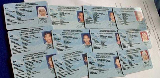 Waspada WNA Pakai KTP Aspal Dalam Pemilu
