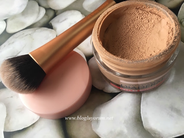 diadermine lift + bb mousse nude köpük krem bb