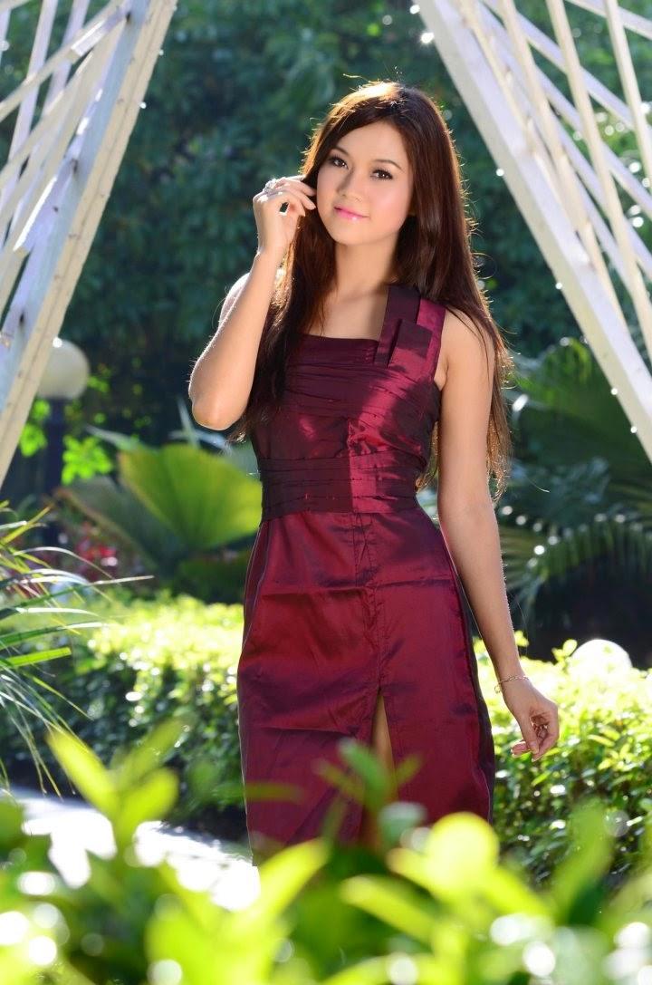 Myanmar model girl photo free download 8