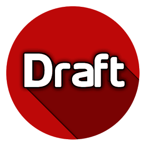 Draft - Icon Pack Android v1.20 Full Apk