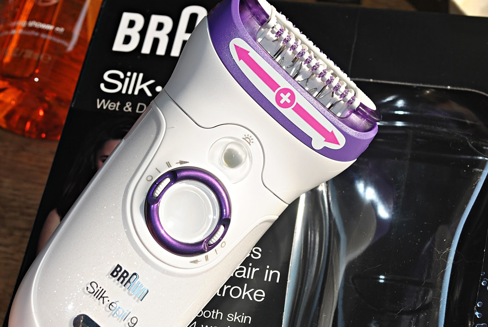 Depilator Braun Silk-epil Wet & Dry 9 9561