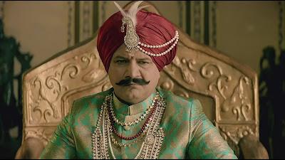 Rajesh Sharma HD Picture Of Firangi Movie