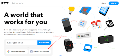 ifttt - FREE Autoblogging For Blogger [Step By Step Guide] - 100% Organic Traffic