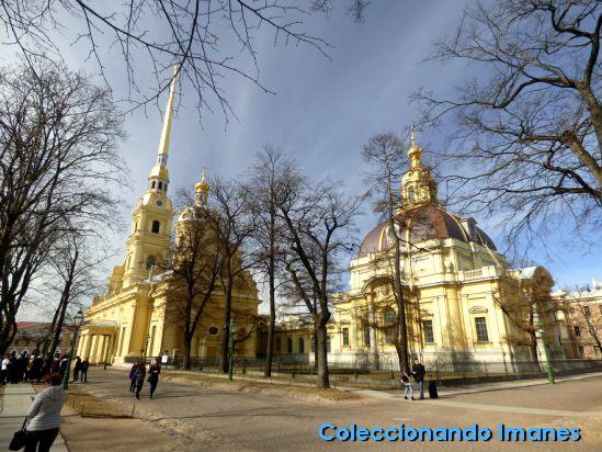 Catedral y Panteón de Pedro y Pablo