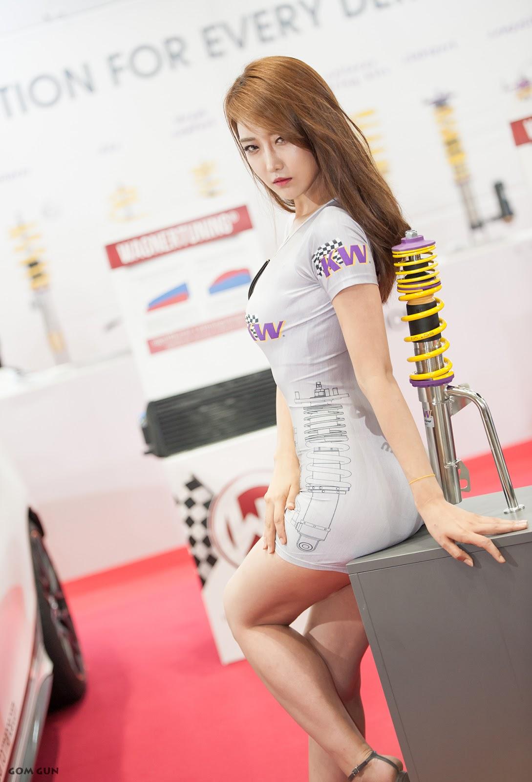 Ju Da Ha Korea Motorcycle Show 2016