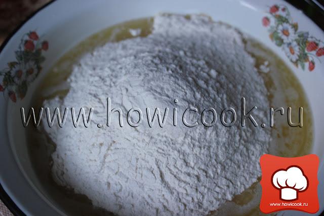Хачапури с сыром и зеленью (кавказская кухня) рецепт пошаговые фото