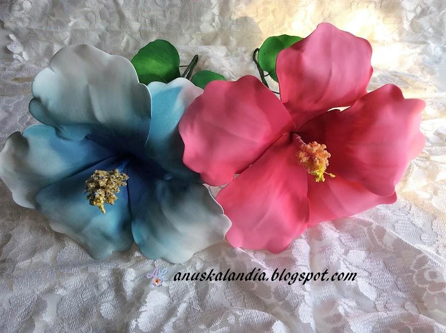 Cómo-hacer-flor-de-hibisco-en-goma-eva-Anuskalandia
