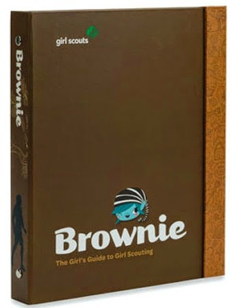 Girl Scout Leader Brownie Binder