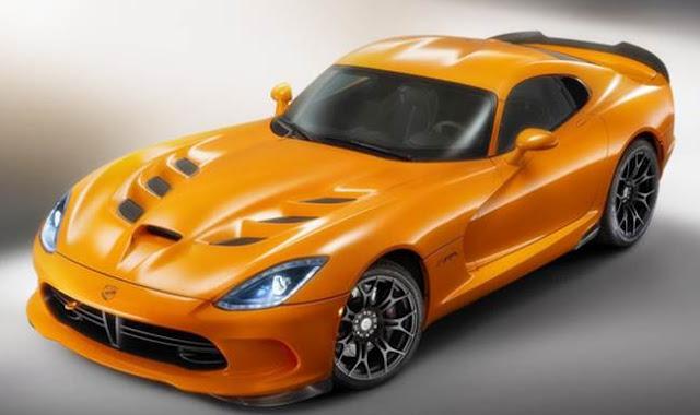 2017 Dodge Viper SRT Release Date