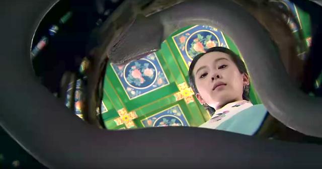 Liu Shi Shi in Imperial Doctress, a 2016 Chinese historical drama