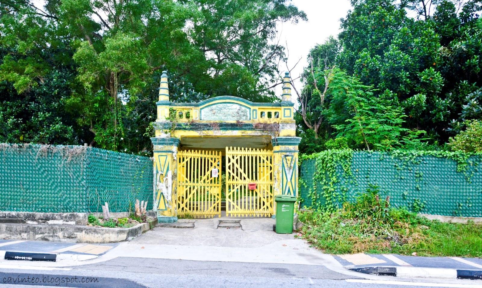 Kubur Kassim Muslim Cemetery - A Teaser