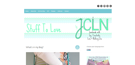Goodbye Blogger, Hello JCLN.nl!