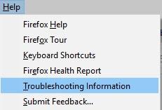 Cara Mereset / Mengembalikan Pengaturan Awal Mozilla Firefox