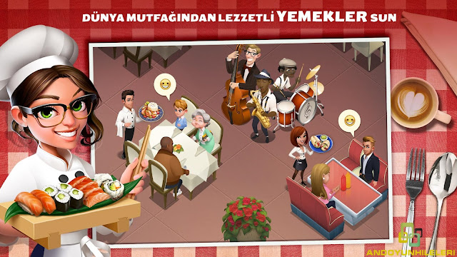 Tasty Town v1.2.3 Hileli