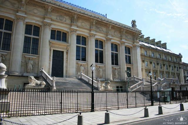 My Travel Background : #ParisPromenade : l'île de la Cité, le palais de Justice