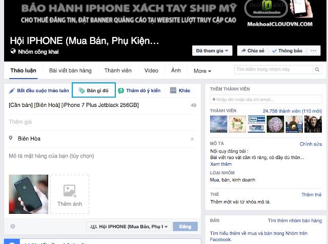 Mua bán iPhone