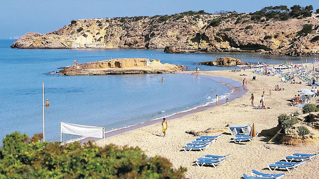Praia Tarida Ibiza