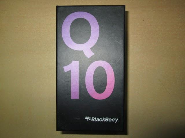 Dus Blackberry Q10 Dijual