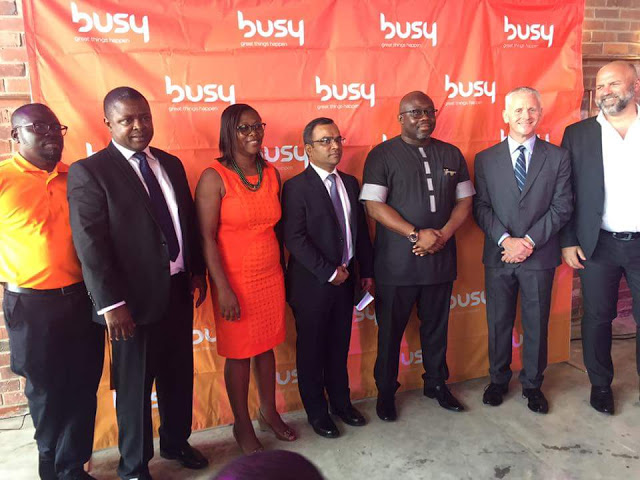 Busy 4G Relaunches Brand With New Focus And Commitment To Empower Ghanaian Youth And Entrepreneurs