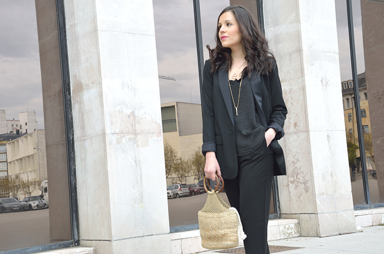 black look bolso saco yute trends gallery outfit%2B6 BLACK