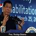 """Look: President Duterte May isang Salita sa kanyang Gabinete """"Walang Kaibigan, Trabaho lang"""""""