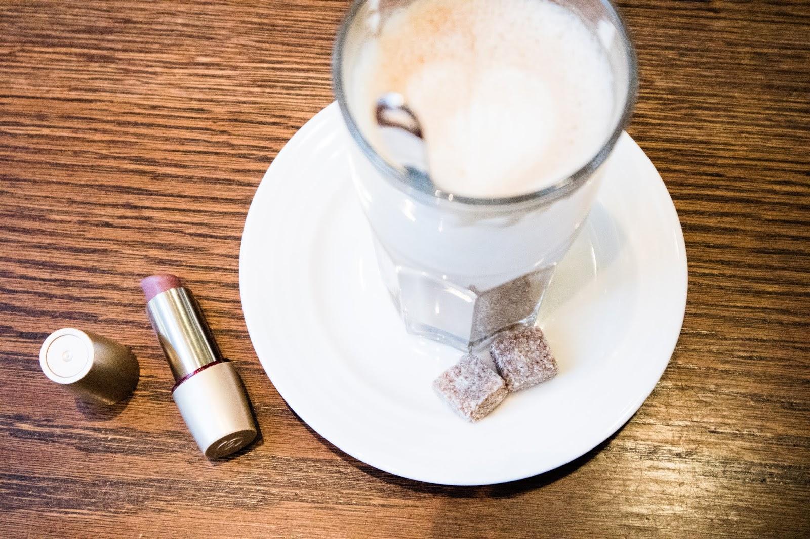 Cafe Latte, Helsinki, Kahvilat, Bloggaaminen, Äitiys,