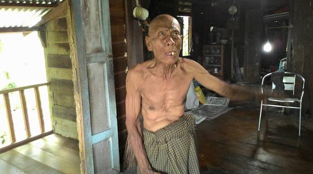 Kisah Sayu Pak Cik Ismail, Hidup Daif Sebatang Kara