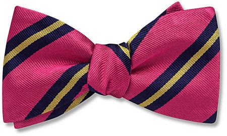 Hanover bow tie from Beau Ties Ltd.