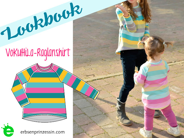 Lookbook VoKuHiLa Raglanshirt