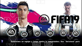 FIFA 2019 iso file download for ppsspp