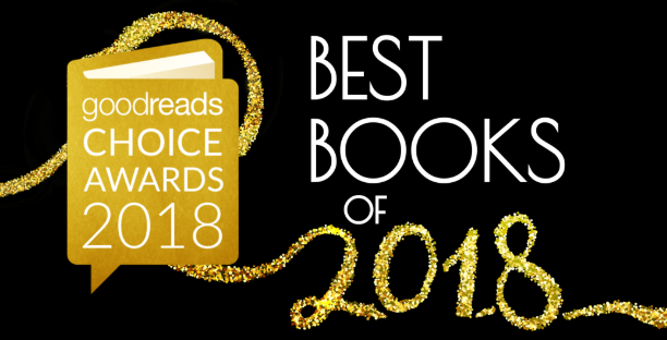Goodreads Choice Award Ceremony - Here and Gone