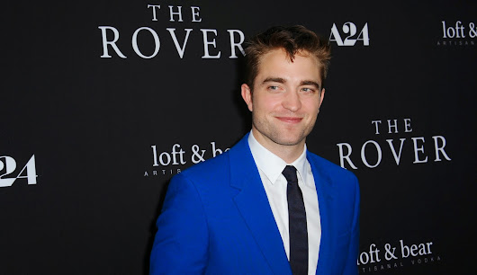 Weitere Rob + 'The Rover'-Cast Print-Interviews vom PressJunket