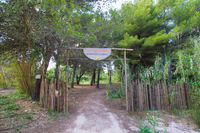 Outdoor antistress Academy-Vivosa Apulia resort