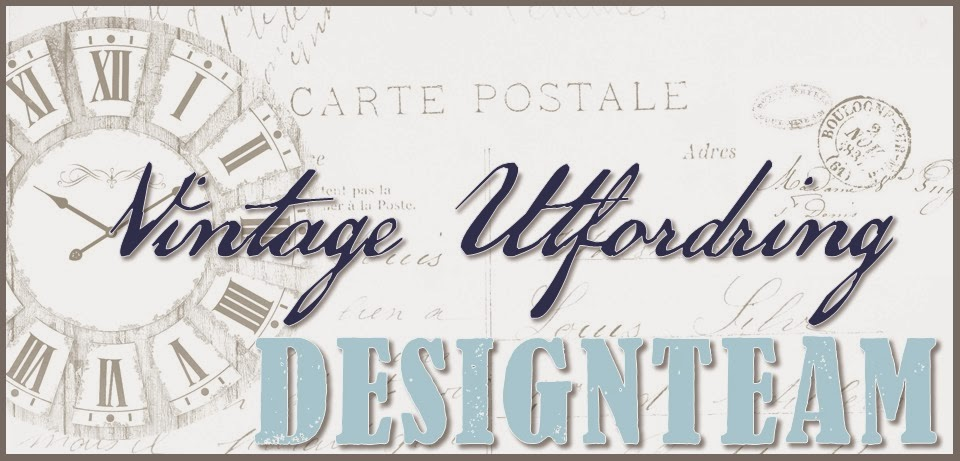 I'm proud to design for Vintage Udfordring