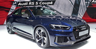 2017 audi rs5 coupe price  - geneva auto show 2017