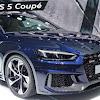 2017 audi rs5 coupe price  - geneva auto show 2017