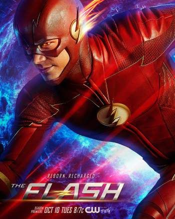 The Flash 4ª Temporada Torrent – WEB-DL 720p/1080p Dual Áudio/Legendado