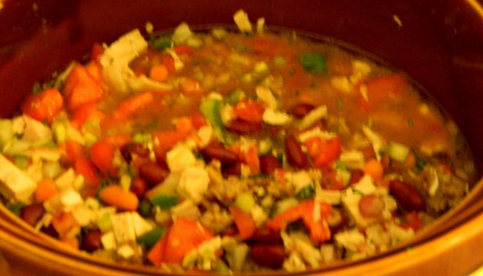 Gluten Free: Hearty Italian Sausage and Turkey Soup