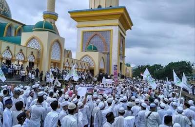 Tuan Guru Bajang Dihina, Nahdlatul Wathan Akan Gelar Aksi Damai 10.000 Massa