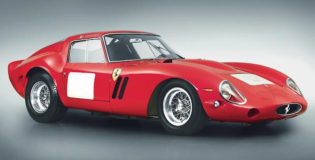 フェラーリ 歴代の名車 250GTO
