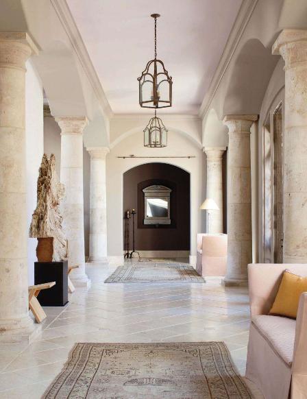 Splendid sass john saladino design in palm springs - Palm springs interior design style ...