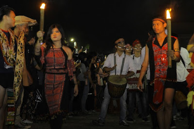 PSDBK XVI 2018: Kenalkan Budaya Dayak di Daerah Istimewa Yogyakarta