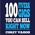 100 Fiver Gigs You Can Sell Right Now