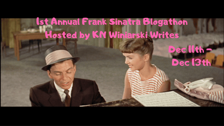 The First Annual Frank Sinatra Blogathon