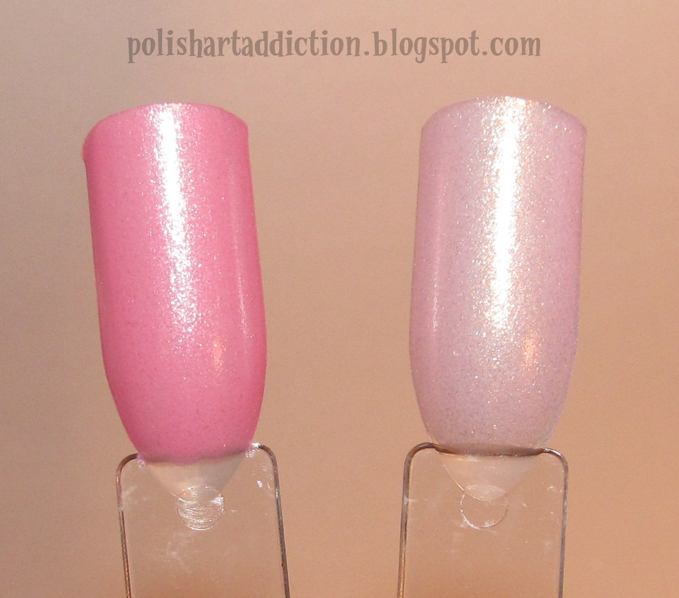 Sinful Colors - Flutter & Glass Pink