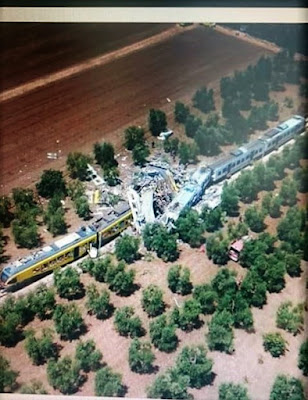 Incidente ferroviario Puglia