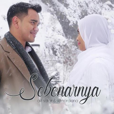 Alif Satar & Siti Nordiana - Sebenarnya MP3