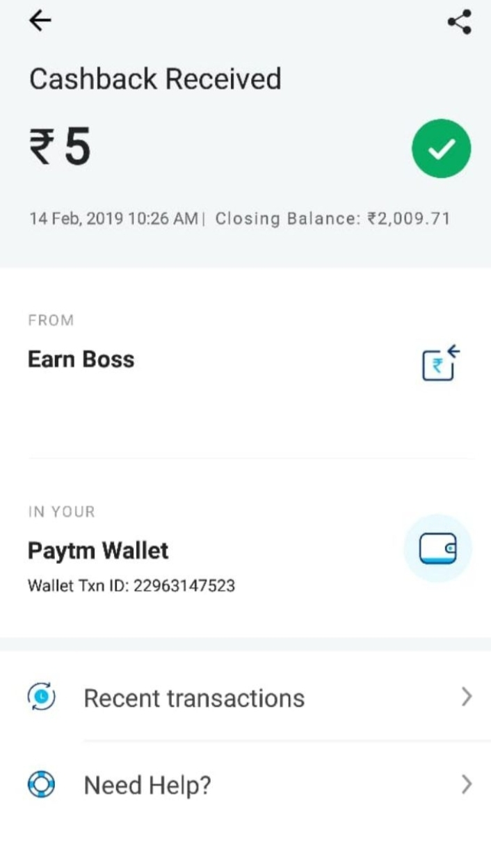Earn Money online Free Rs 5 Paytm Cash 'pokerdangal' website
