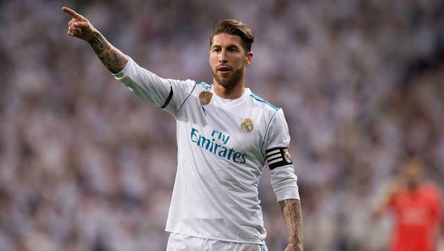 Sergio Ramos clashe violemment ses coéquipiers sur WhatsApp
